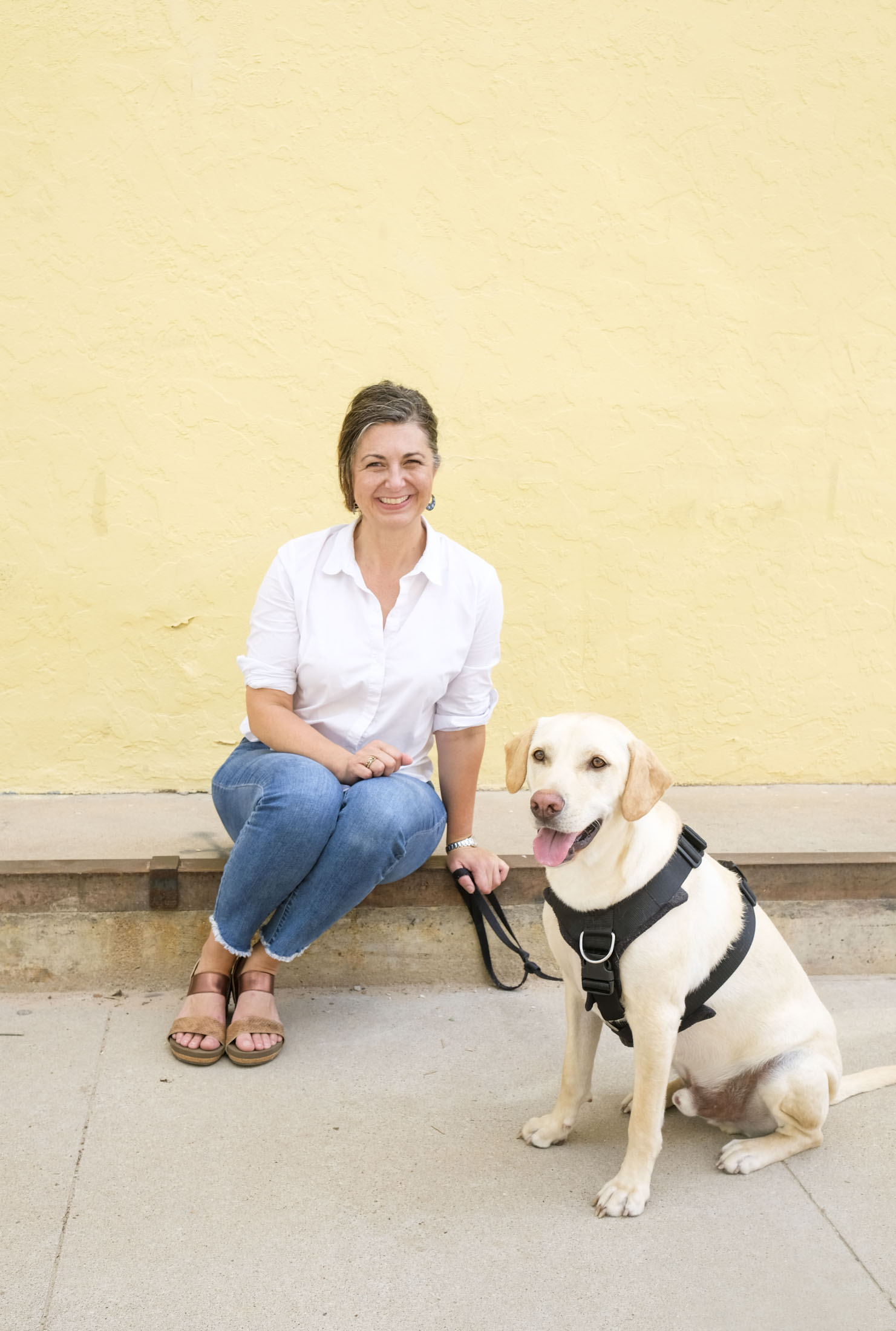 Lisa Black shares her story of meeting Finley and beginning to explore Animal Assisted Play Therapy.