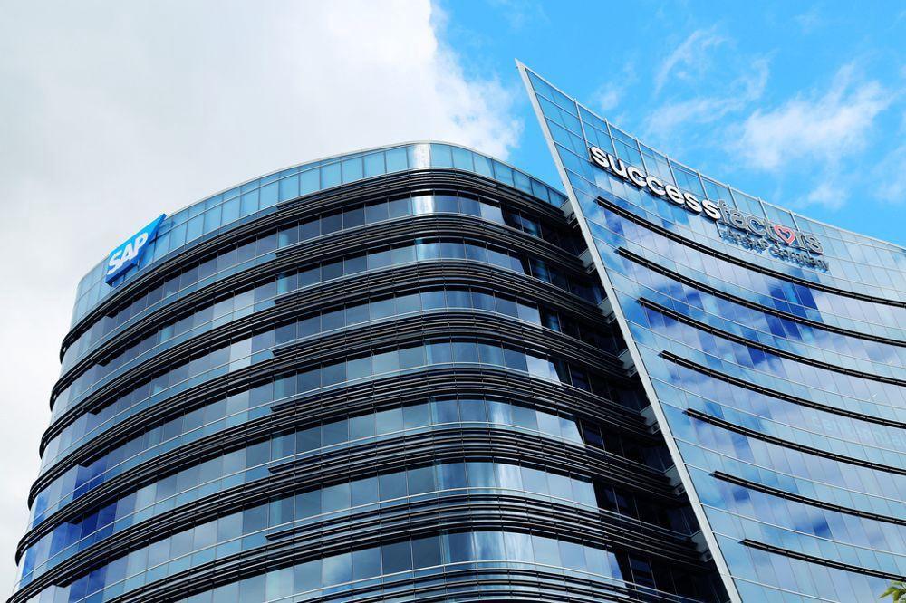SuccessFactors Building in San Francisco