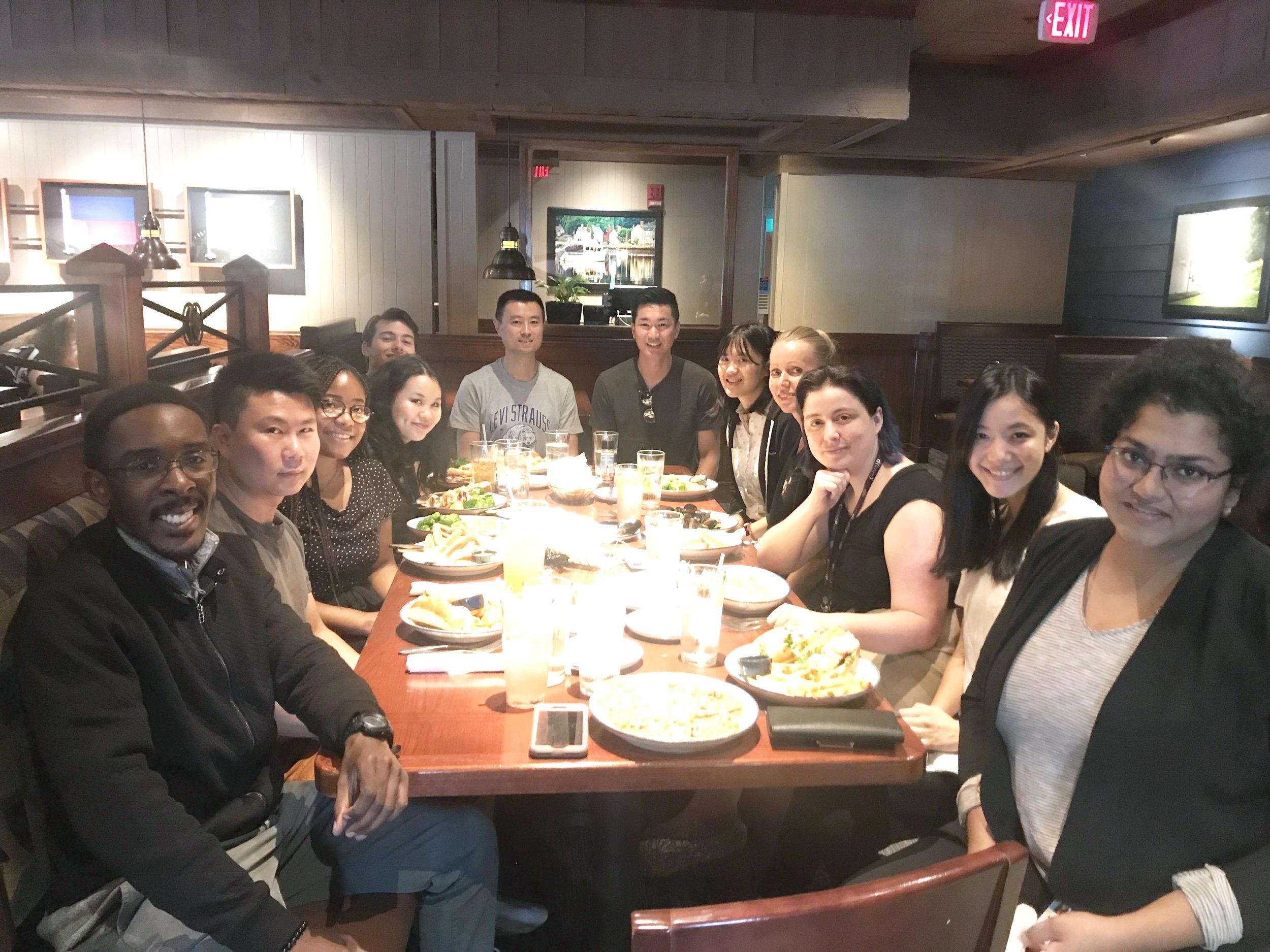 UX Design Team At Red Lobster