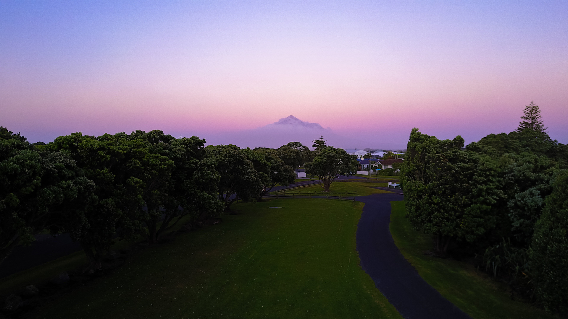 Drone Photography | up+up | Mt Taranaki Sunset.jpg