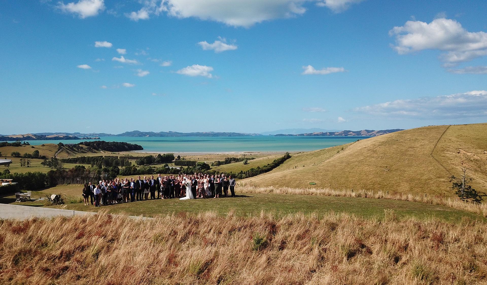 Drone Wedding Photos | Kauri Bay Boomrock | Up&Up 4.jpg