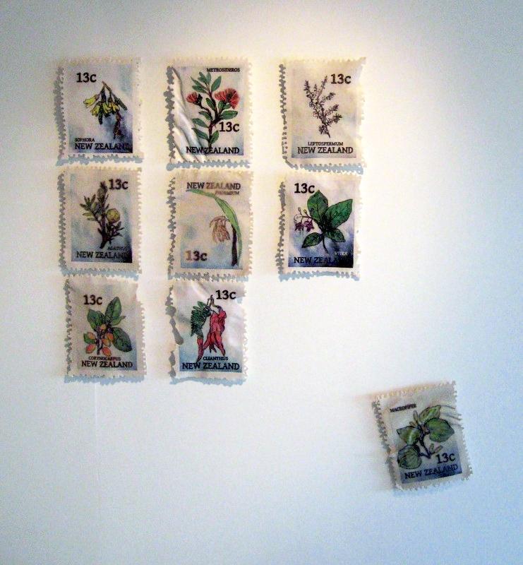 Botanical Stamps set of 9.JPG