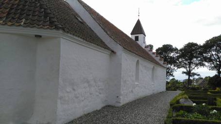 Church, Mold Bjerge