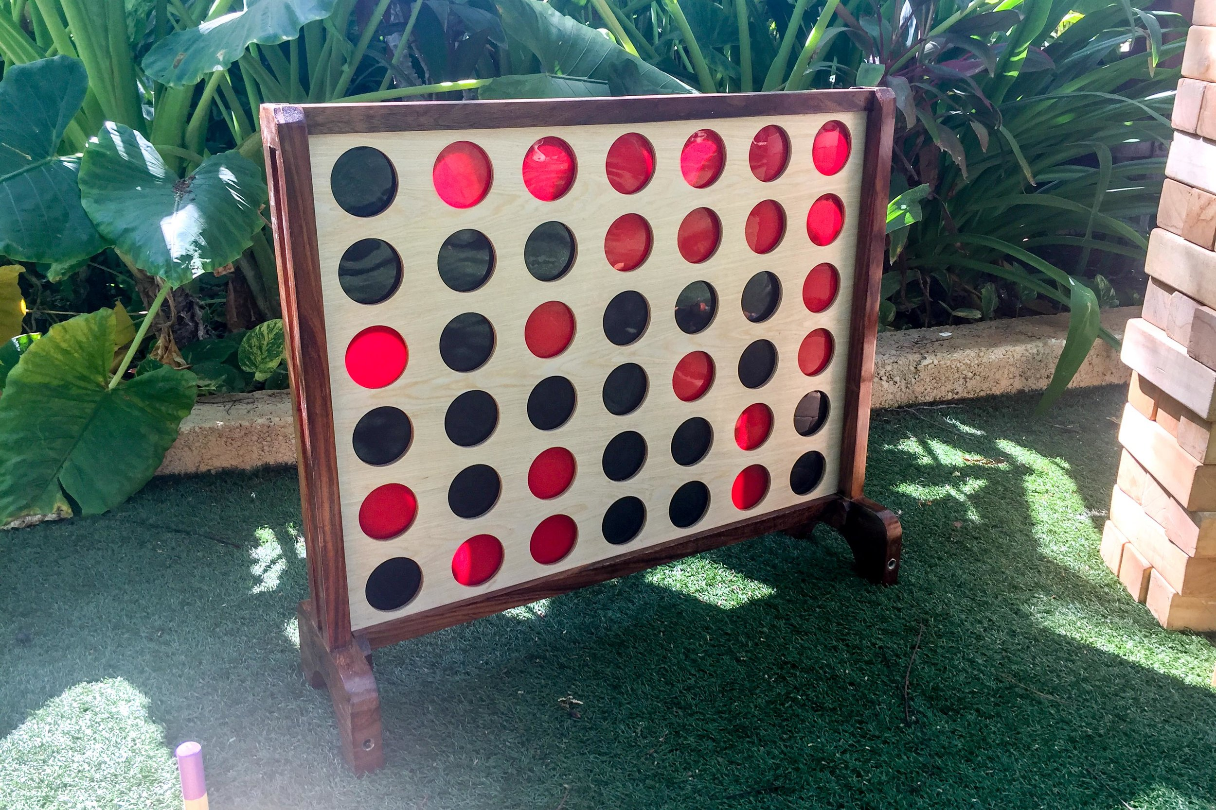Giant Connect Four: $50 -