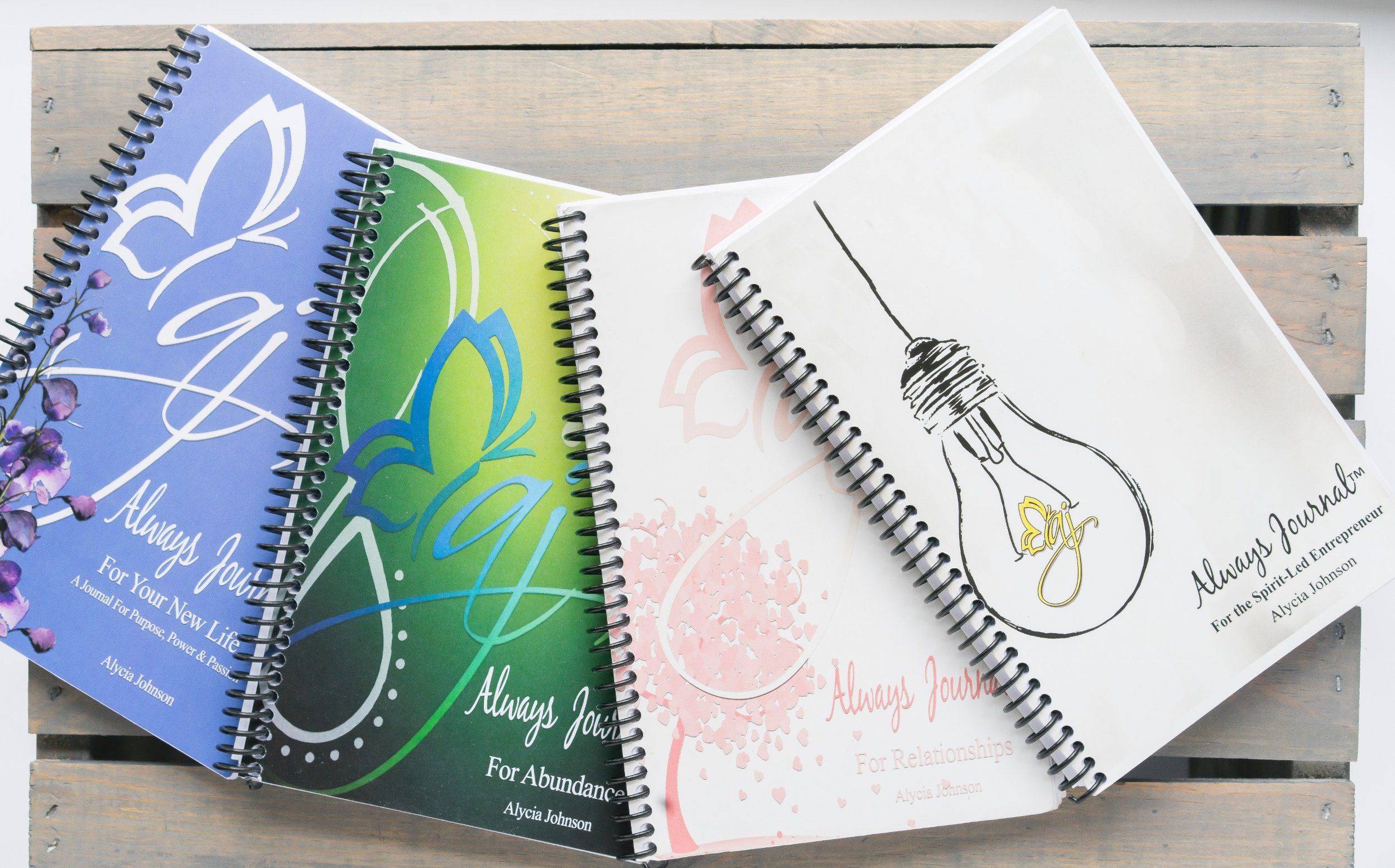 Full Circle - $149 - If you love, love, love community and Always Journal, then this package is for you. Leveling up to Full Circle Memberships enables you to immerse yourself in all things Always Journal. This program offers you the best of both worlds. This package includes the current journal challenge, 5AM ZOOM call, monthly workshop, a complete archive of all previous challenges, monthly book club, AJ365 accountability group, AJ365 Lifepath Community and discounts on AJ365 Intensives. Register here to get started https://sowl.co/HGaYO.