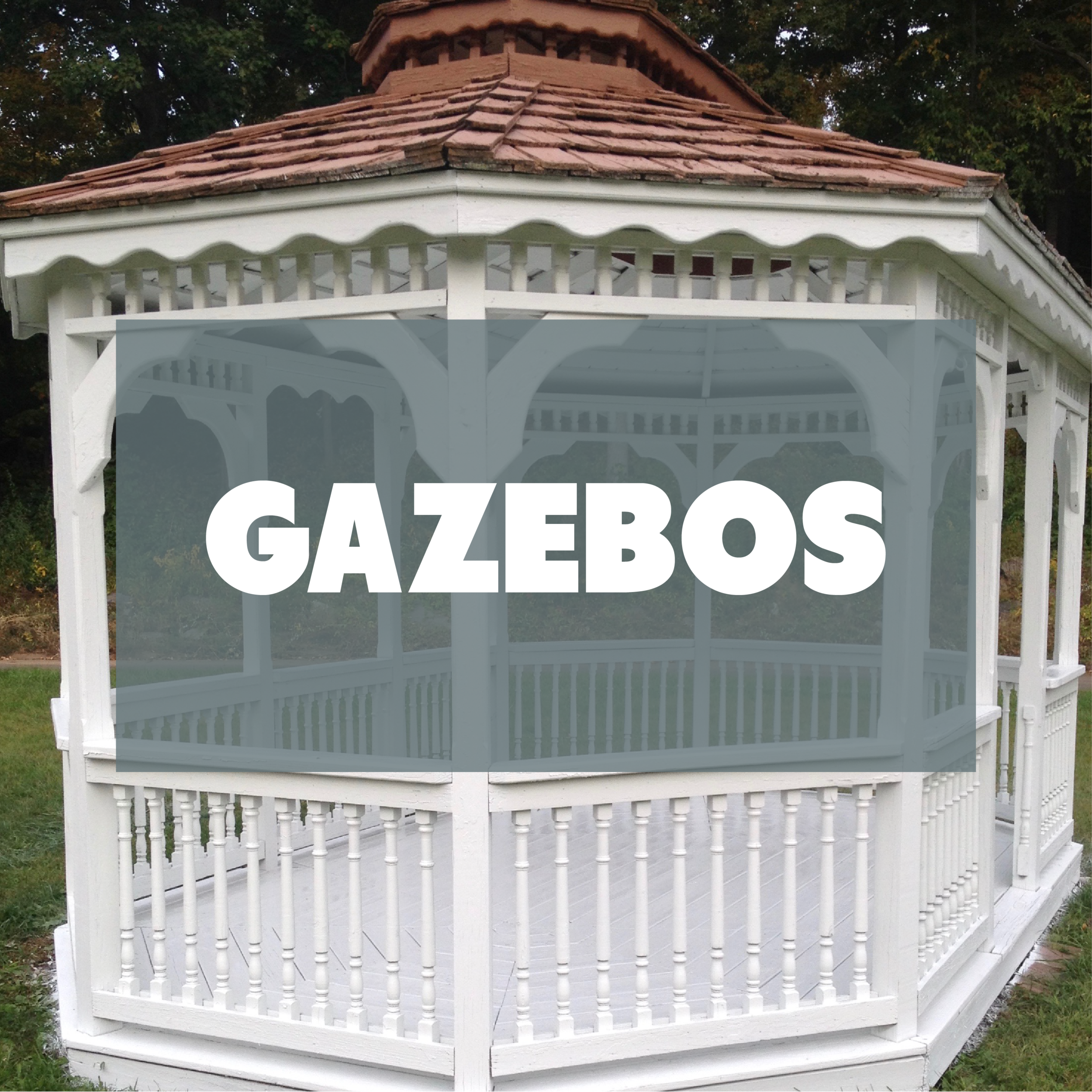 Deck Savers : Powerwash, stain, and seal gazebos in Connecticut