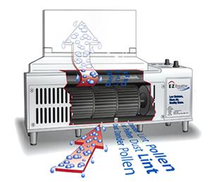 Deck Savers : EZ Breathe Ventilation System