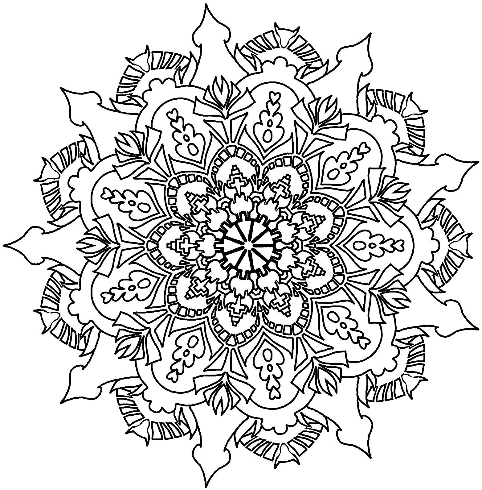 Kaleidospade