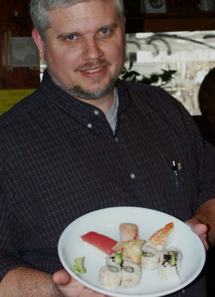 Sushi Class Work February 2002
