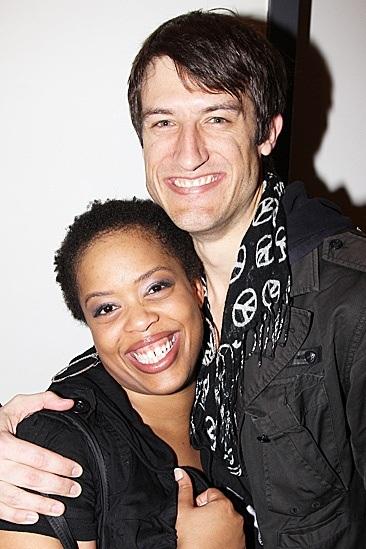 Angela Grovey and Bryce Ryness