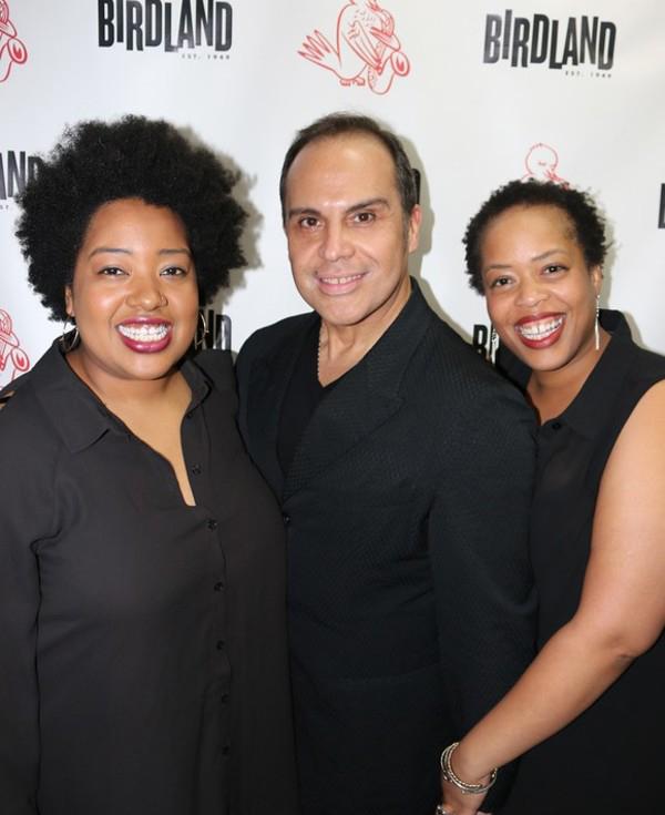 Celisse Henderson, Elisio Roman & Angela Grovey