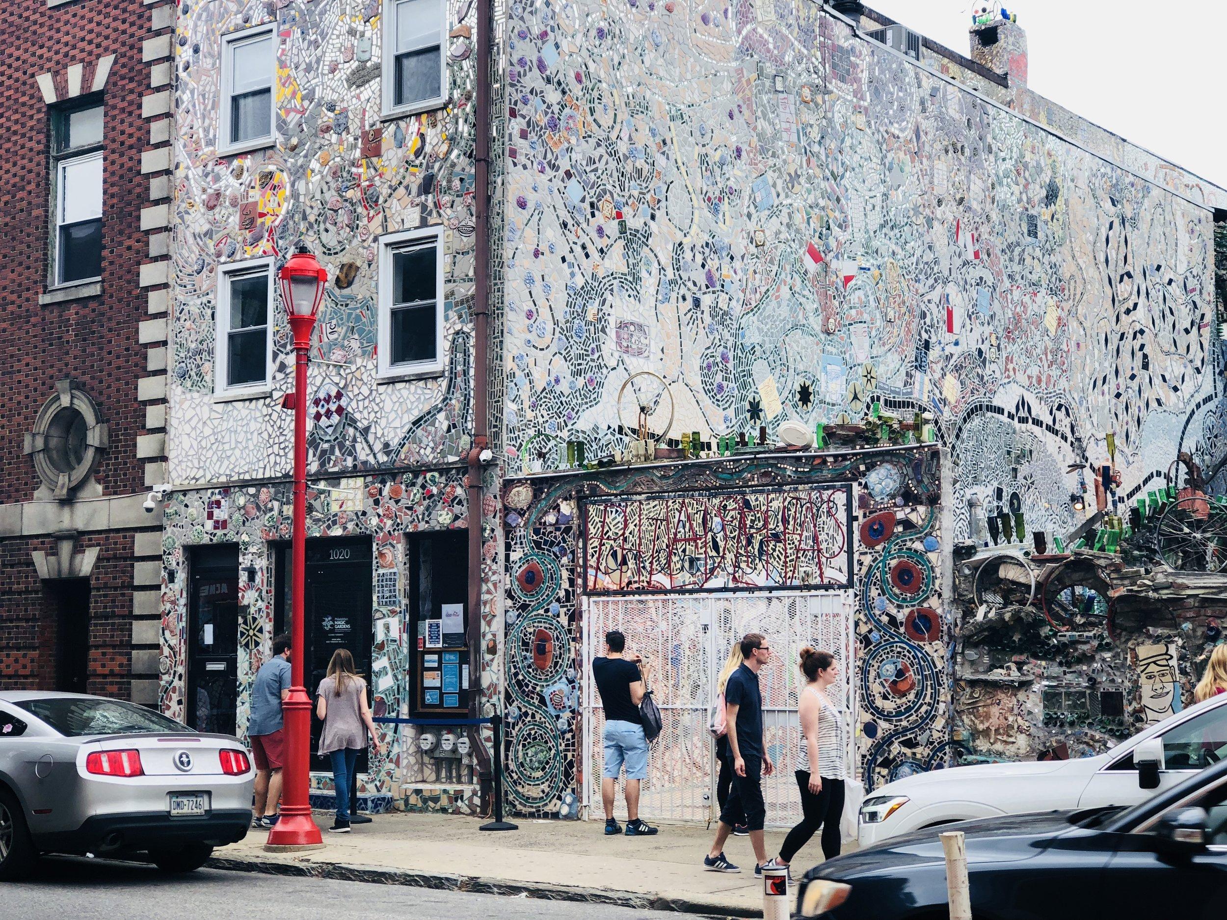 Magic Gardens - Philadelphia's Hidden Gem