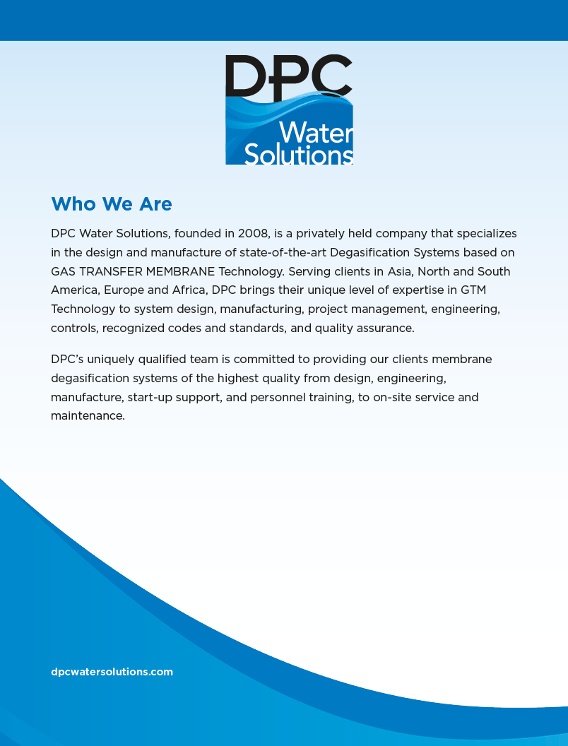 About DPC Water Solutions -