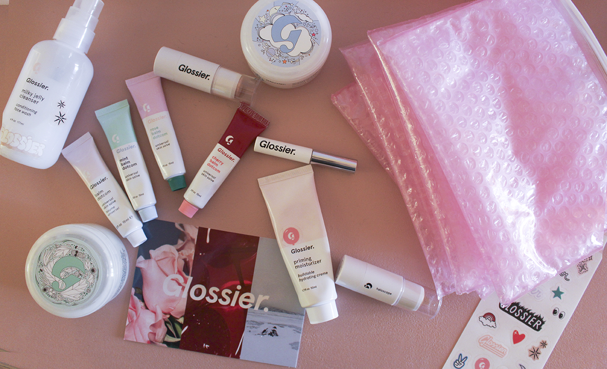 Glossier Review: Skin First, Makeup Second -