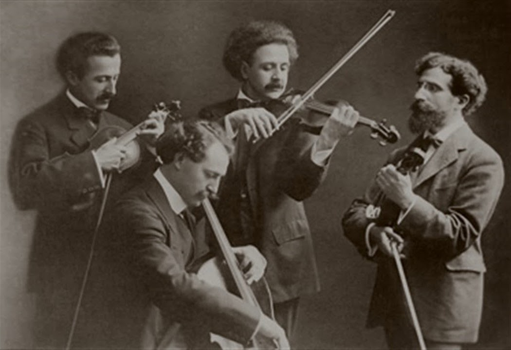 Flonzaley Quartet - The Flonzaley Quartet was the brainchild of Edward J. de Coppet of New York. De Coppet was a millionaire who, in 1903, hired four leading musicians to devote themselves entirely to quartet playing — to perform privately for his household and not with any view to giving regular concerts in public. The group took its name – Flonzaley – from de Coppet's summer villa near Lausanne, in Switzerland, where the four musicians first rehearsed.