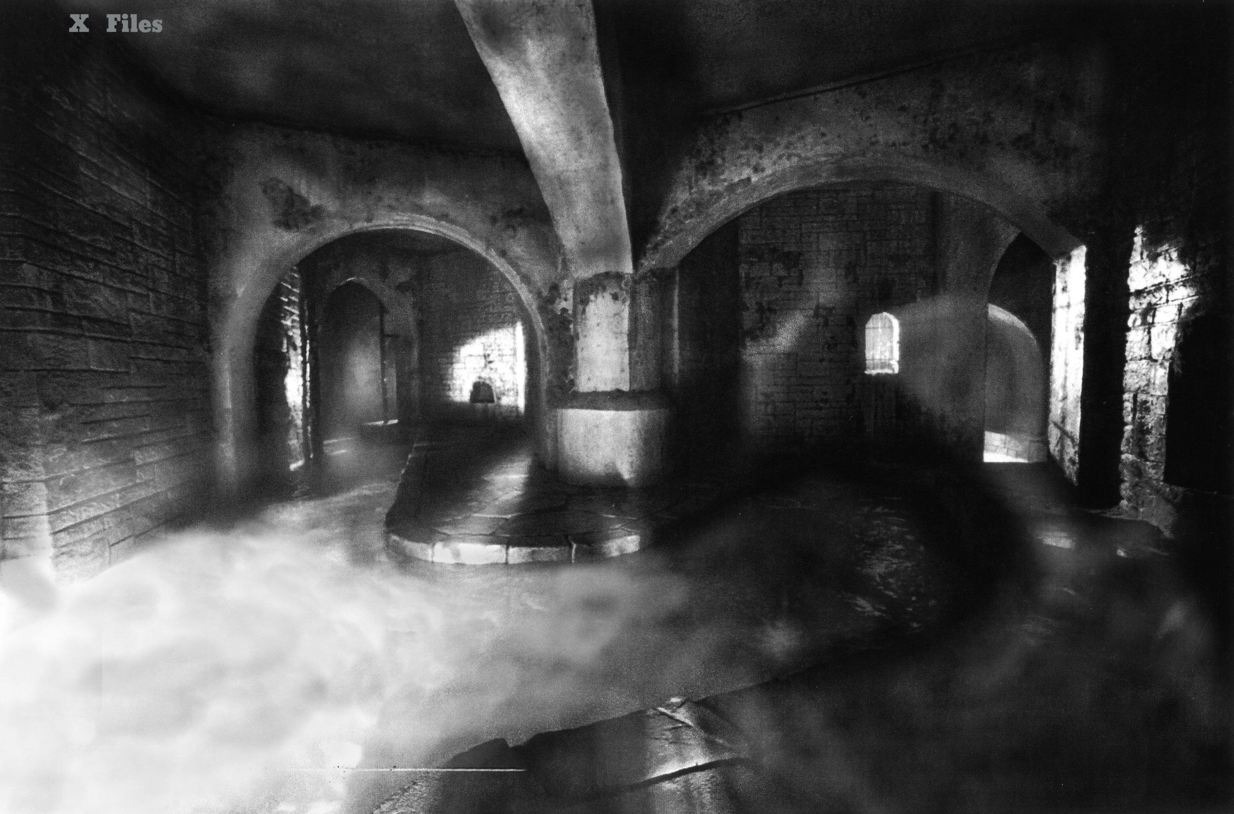 x- files photo , river 3rd man.jpg