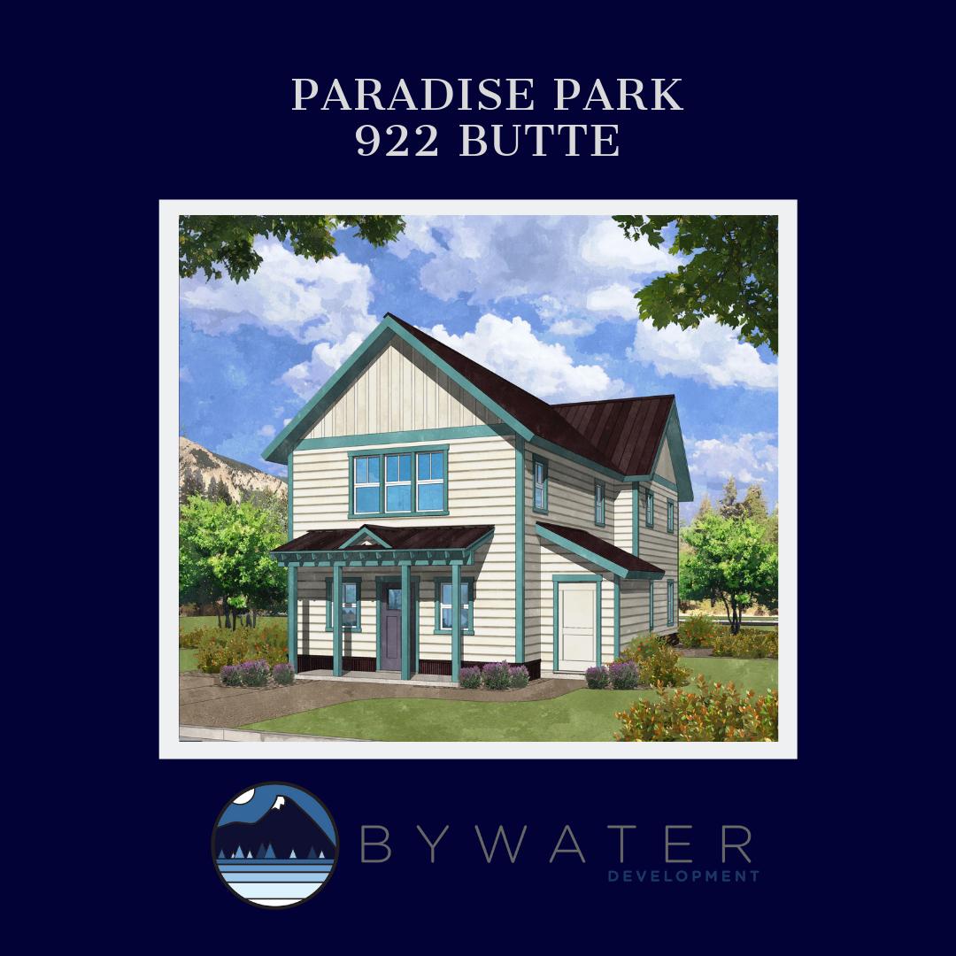 922 Butte