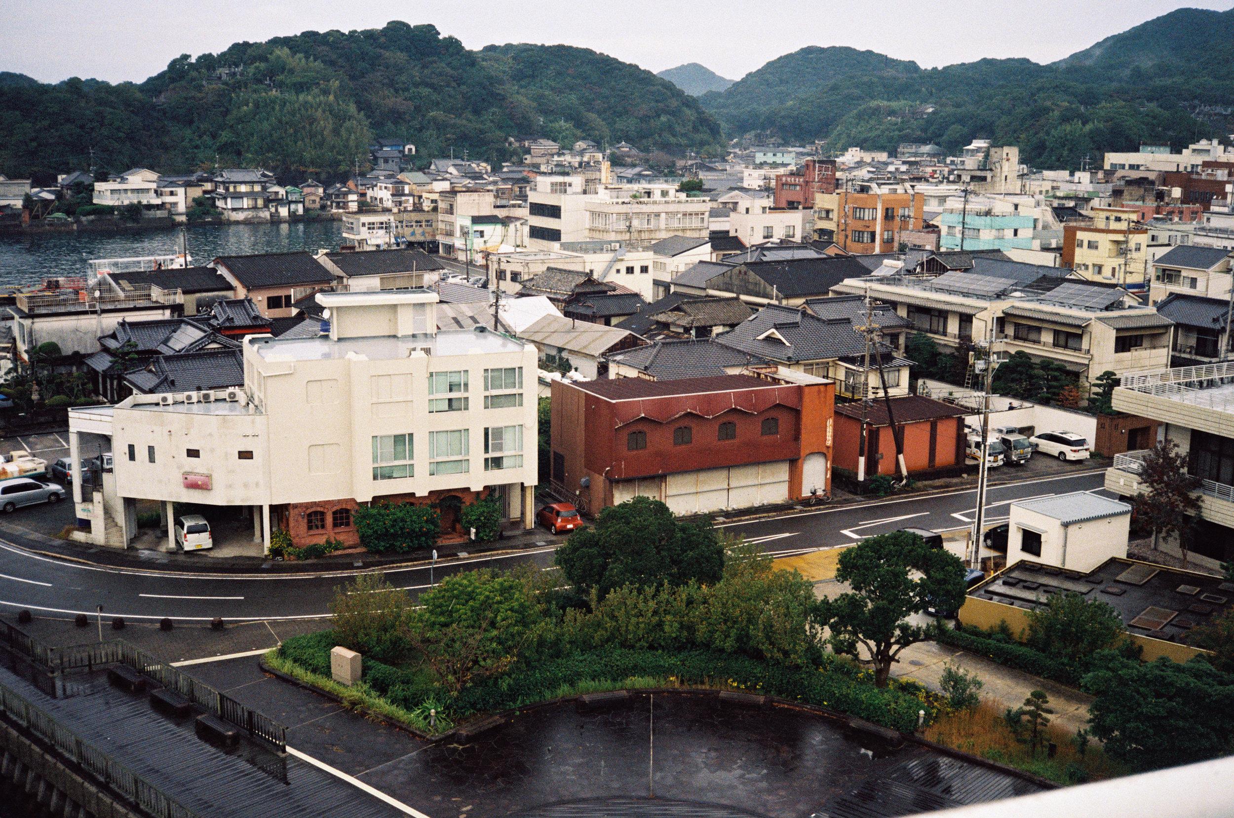 Ushibuka Landscape | 牛深風景