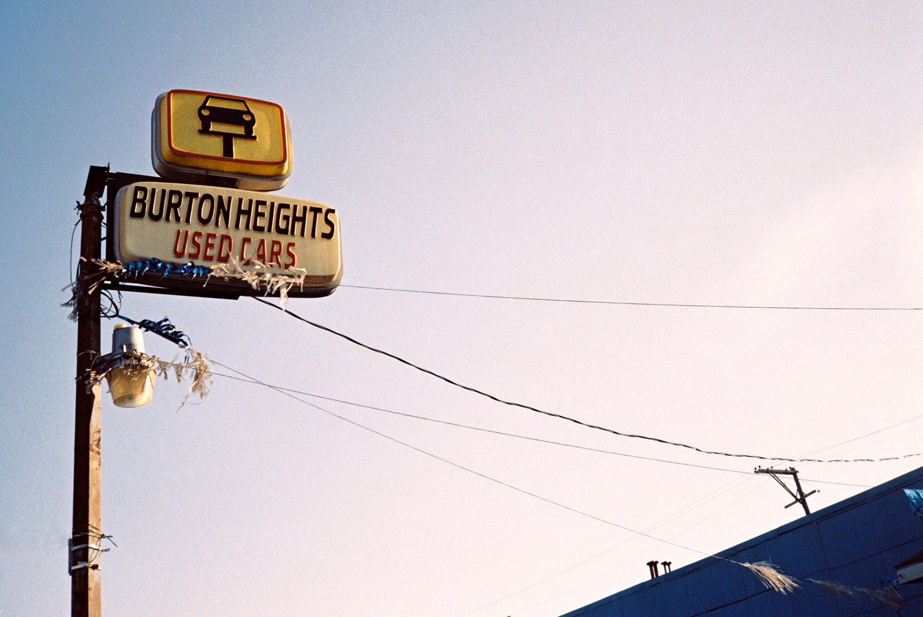 Burton Heights Used Cars  | バートンハイツ中古車