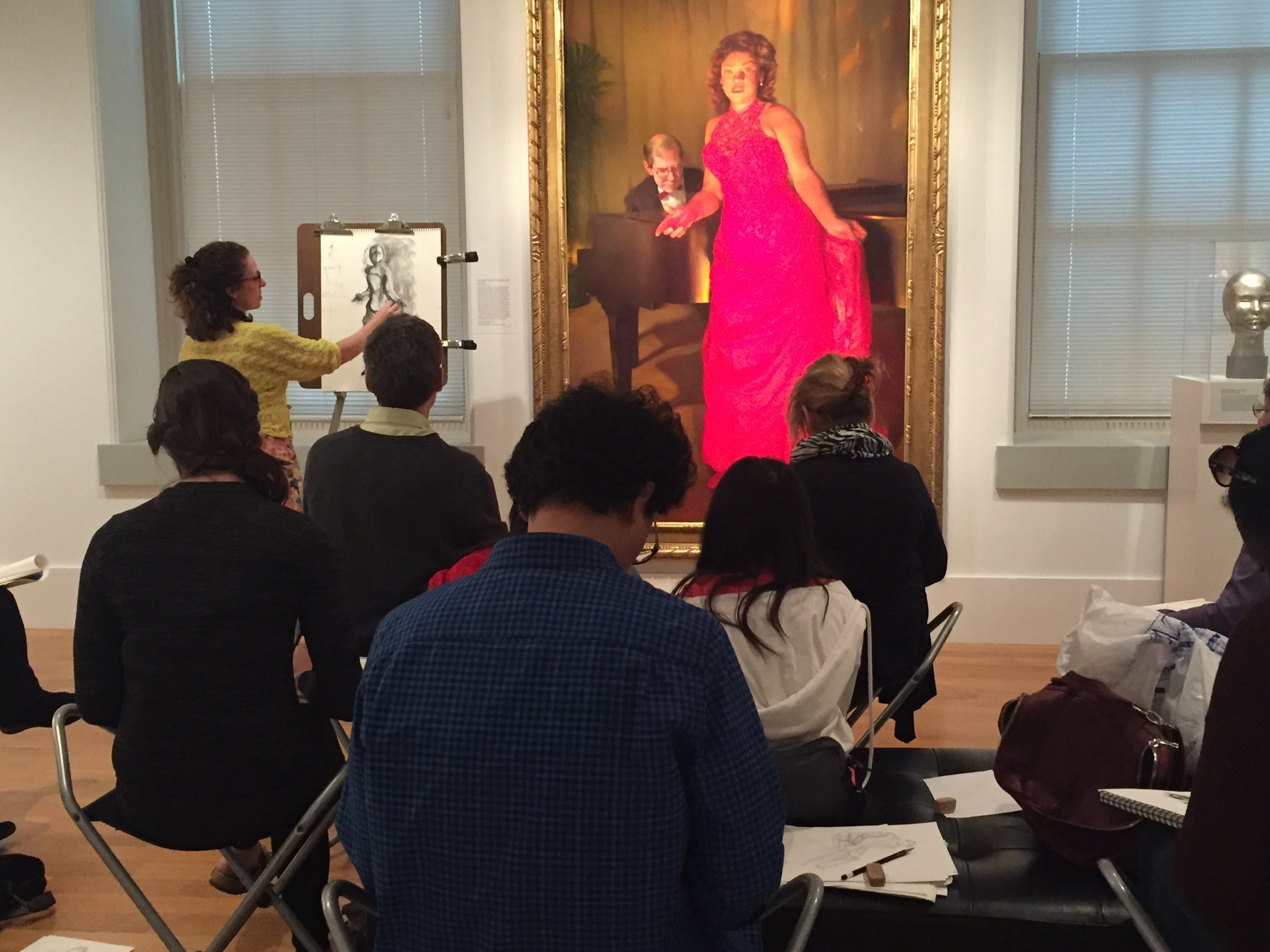 Free Figure Drawing Classes Jj Galloway Art Studio