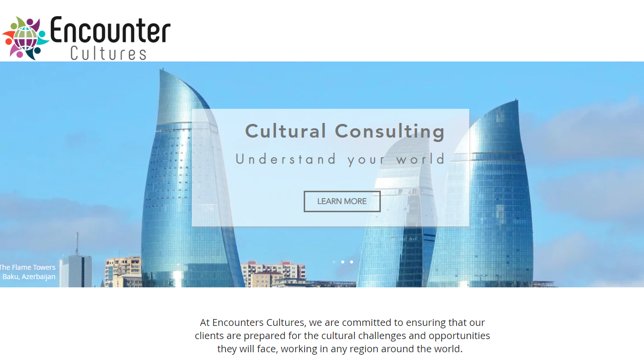 A multi-cultural management consulting firm