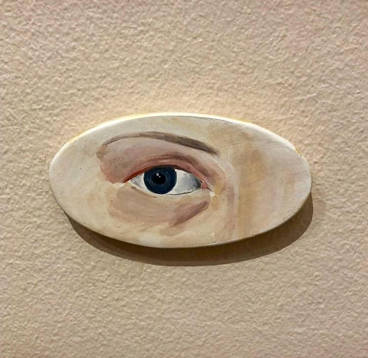 Her Lover's Eye