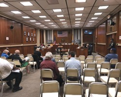 The city of Orange seven-member council votes unanimously for eruv.