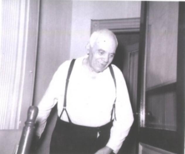 My husband's paternal grandfather Samuel Cohen