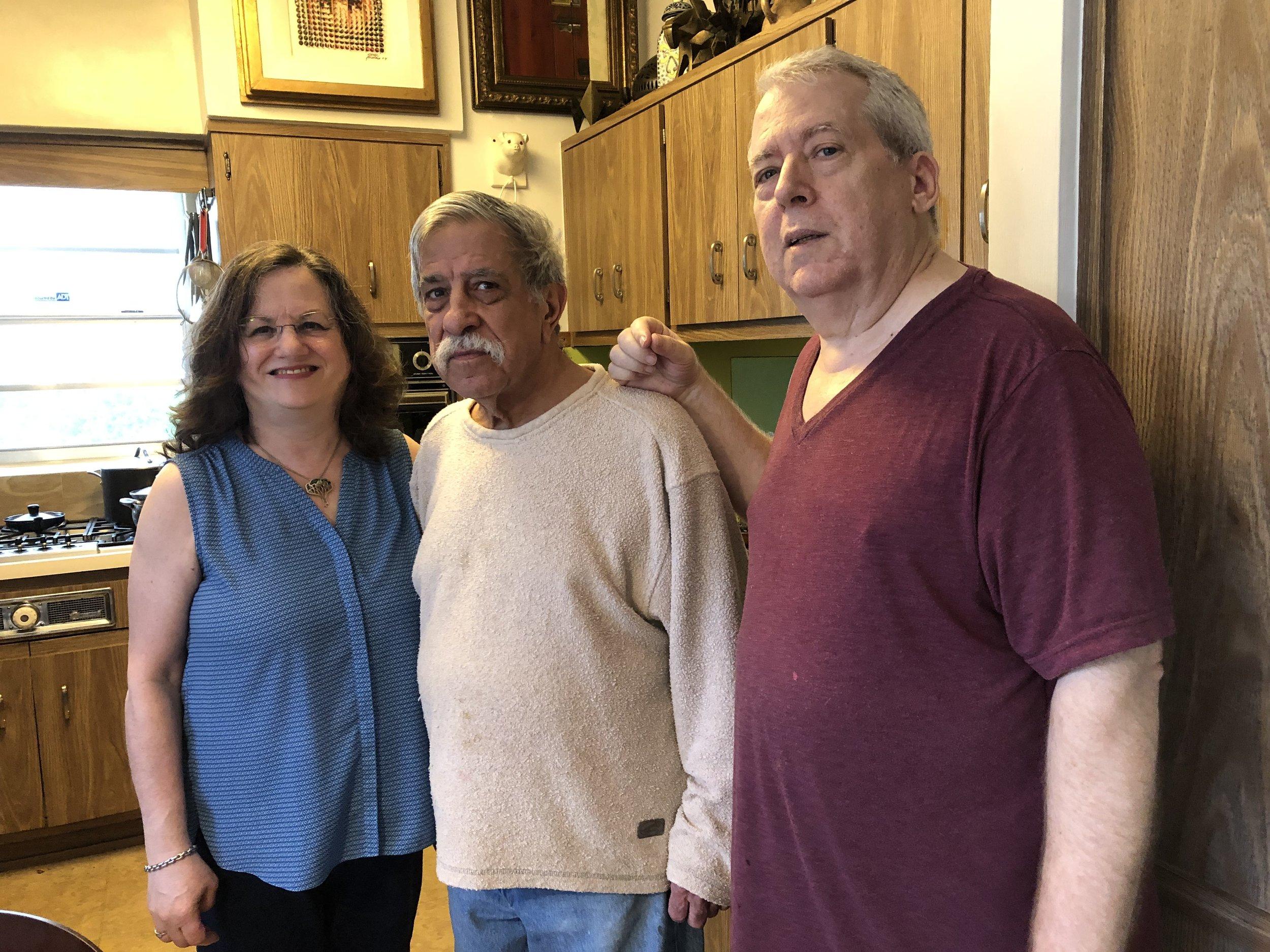 Sharon, Antonio and Chuck February 2019 Florida