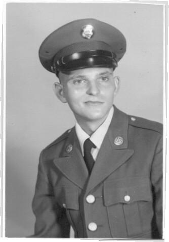 Cousin Donald Mark Vietnam War Veteran