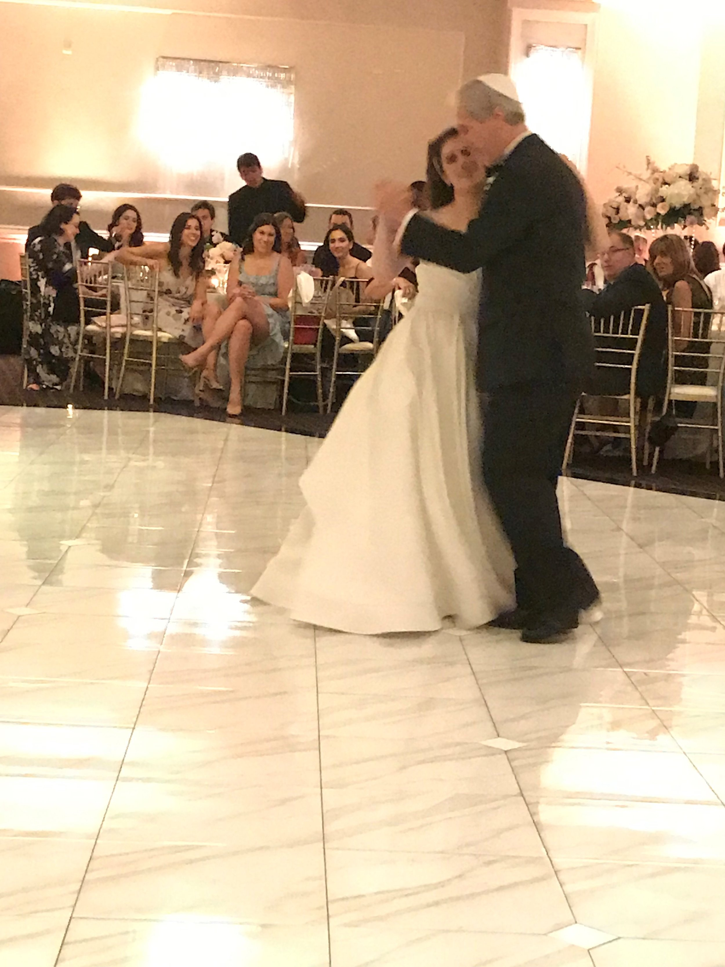 """Father/daughter dance-""""My Girl"""""""