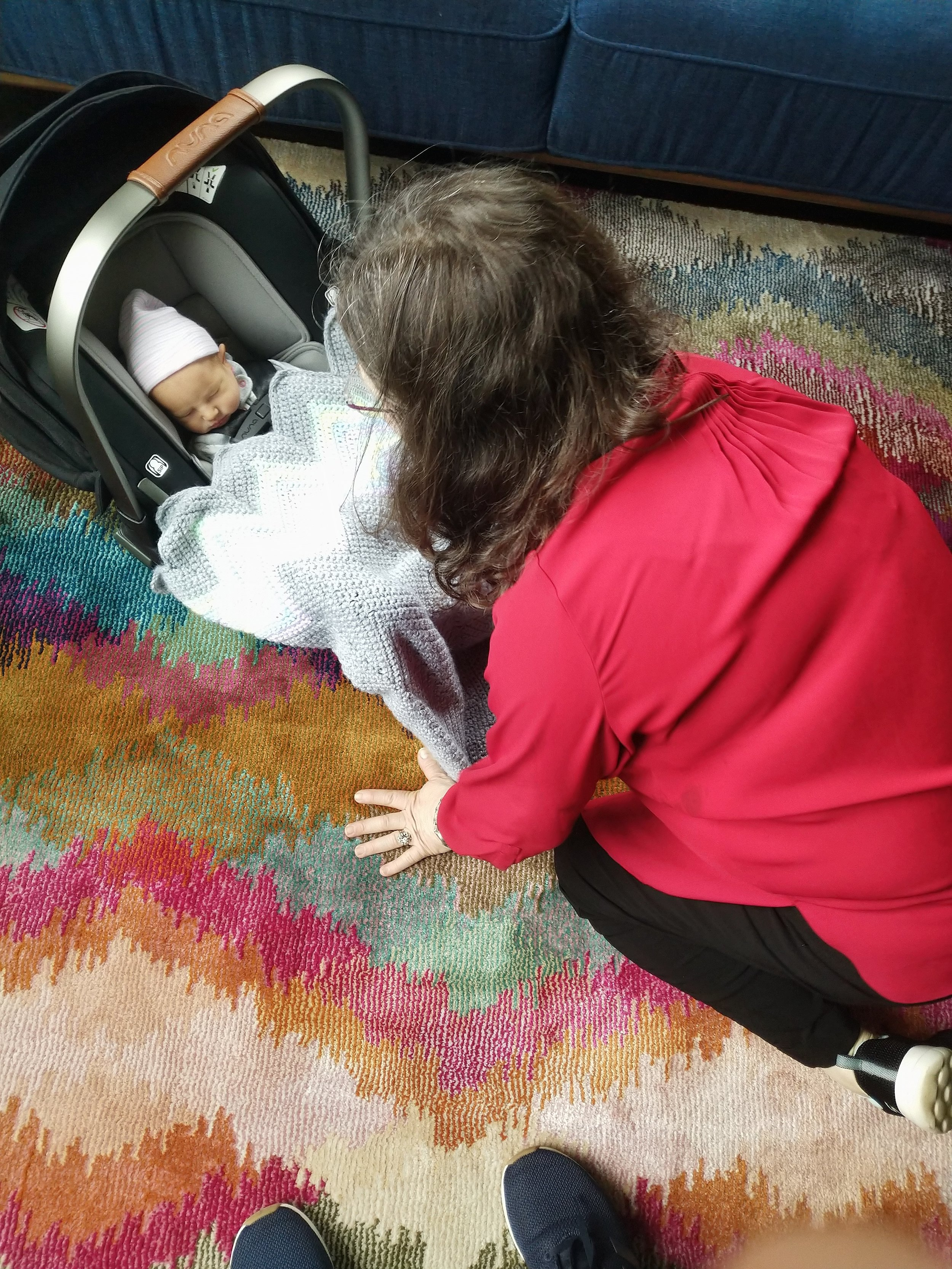 Grandma on all fours playing with Solly.jpg