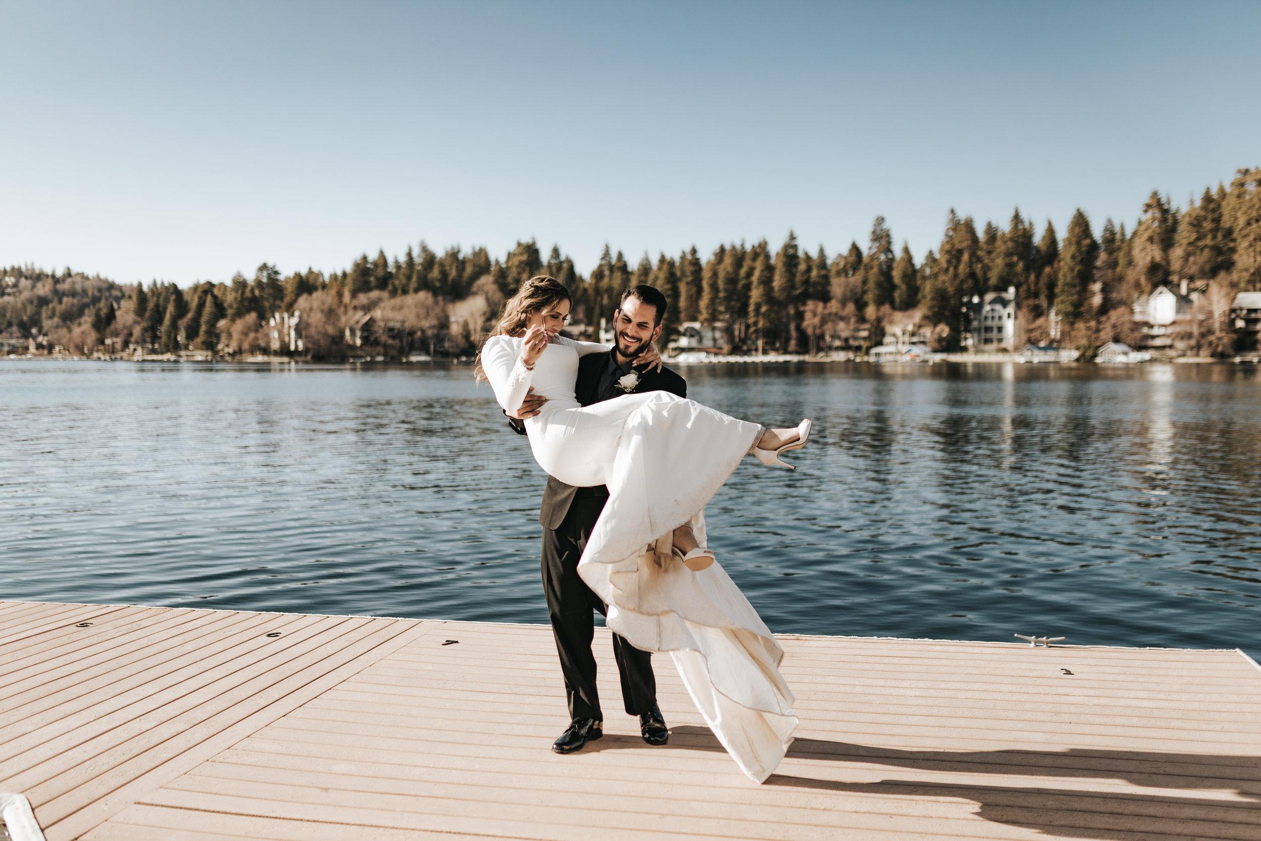 K+K Lake arrowhead intimate wedding (23).jpg
