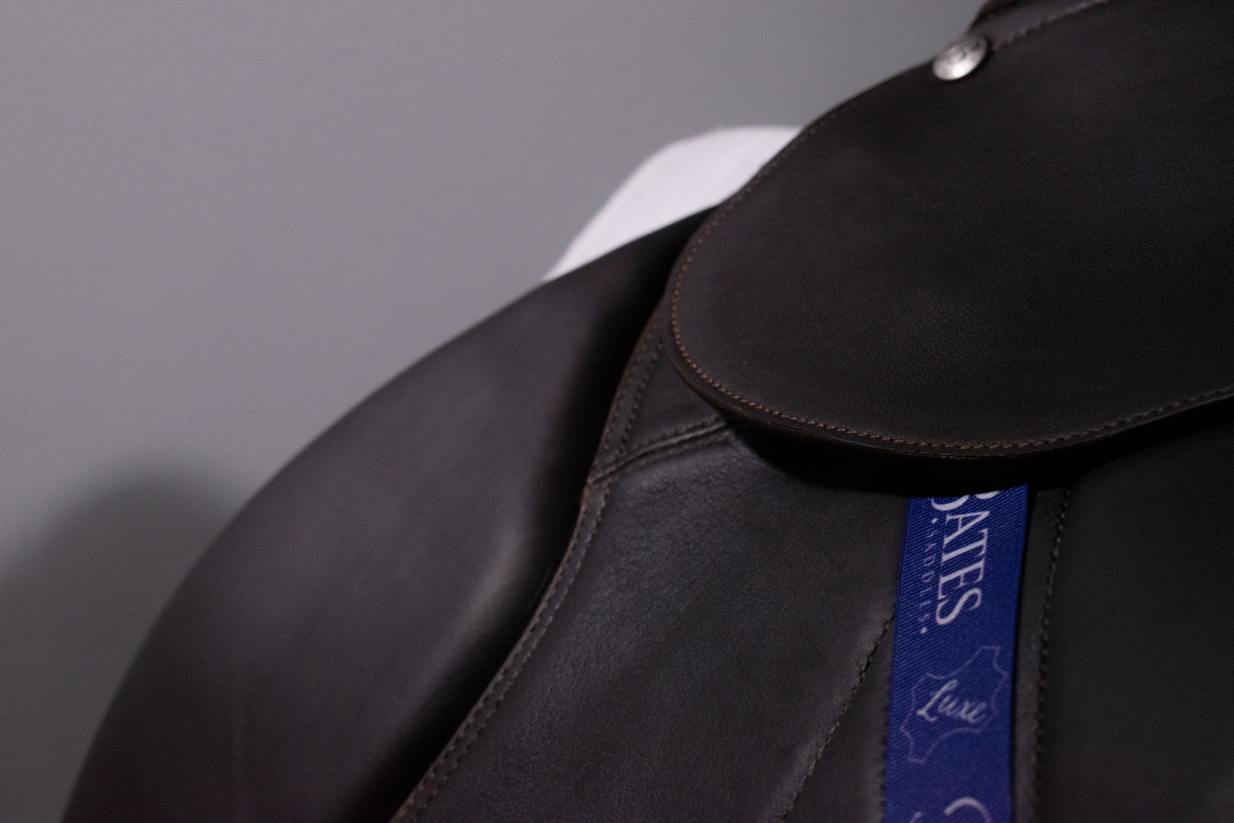 Bates Caprilli Close Contact + in Luxe Leather