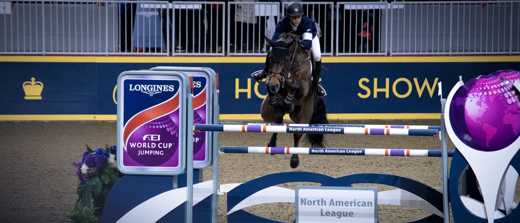 Kent Farrington Jumping