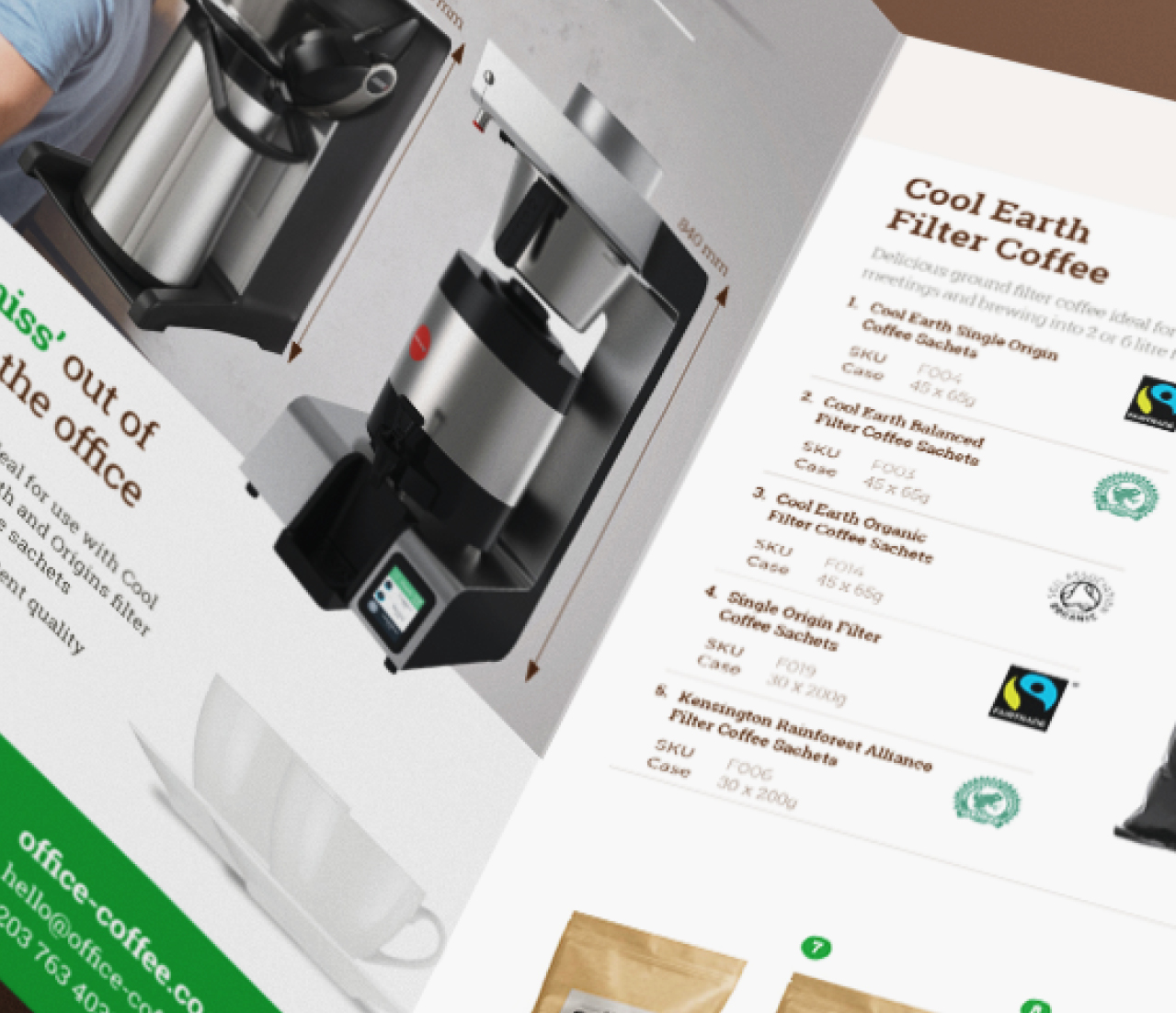 OFFICE COFFEE.CO CATALOGUE -