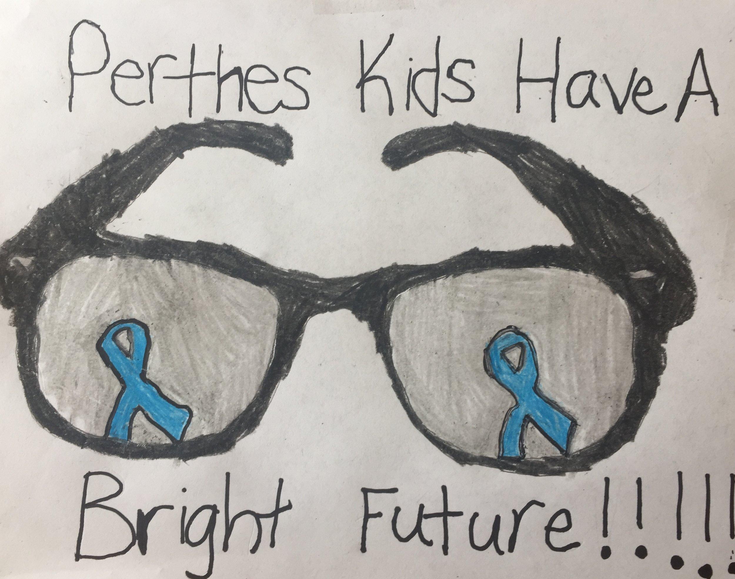 006 - BRIGHT FUTURE by Karter Scheele (age 8) in Havre, Montana, USA
