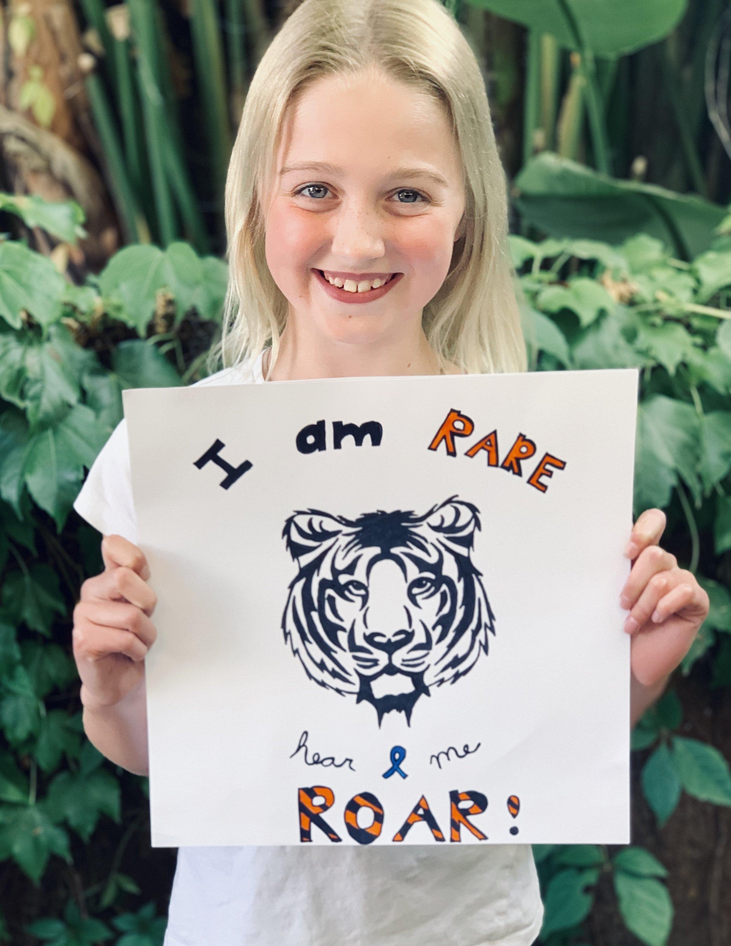"""3rd (A): Finnley Schultz """"Hear Me Roar"""""""