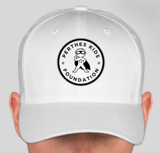 PKF sports cap (white)
