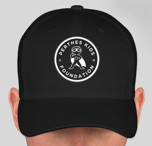 PKF sports cap (black)