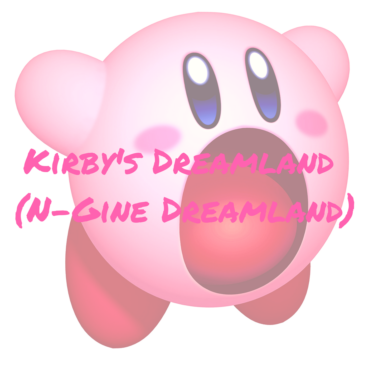 Kirby's Dreamland (N-Gine Dreamland) Photo.png