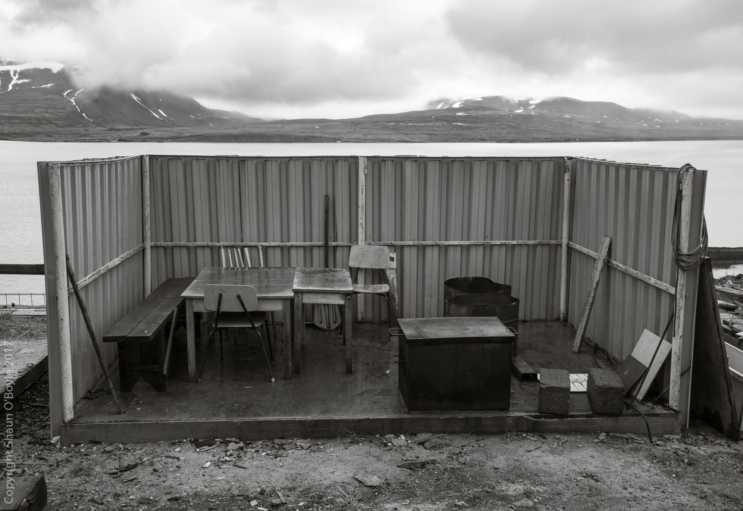 Barentsburg, Svalbard, Norway.