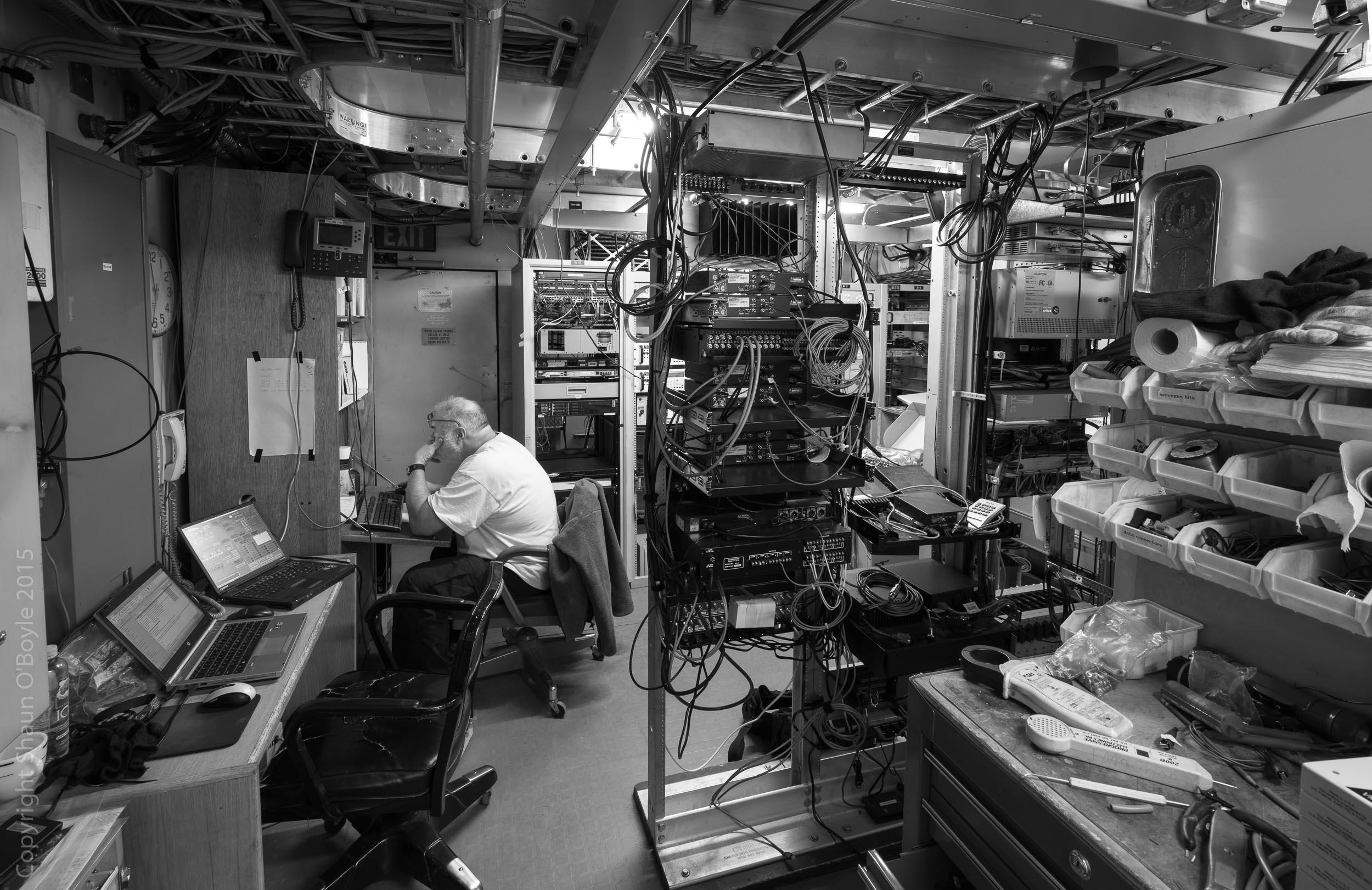 Ken Kloppenborg Satellite Communications Engineer