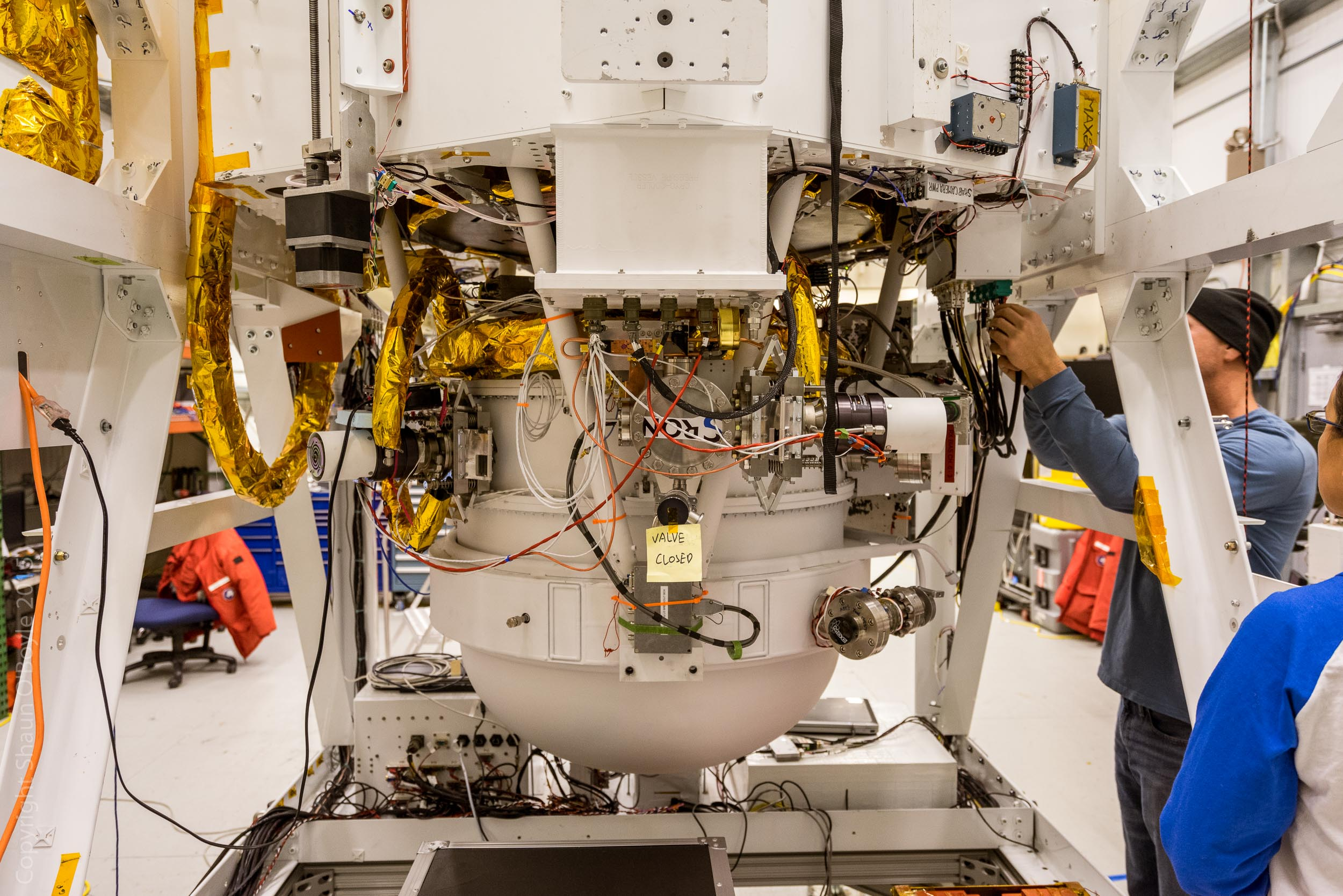The Stratospheric TeraHertz Observatory (STO) is a NASA funded, Long Duration Balloon (LDB) experiment designed to address a key problem in modern astrophysics: understanding the Life Cycle of the Interstellar Medium (ISM). STO itself has three main components; 1) an 80 cm optical telescope, 2) a THz instrument package, and 3) a gondola.