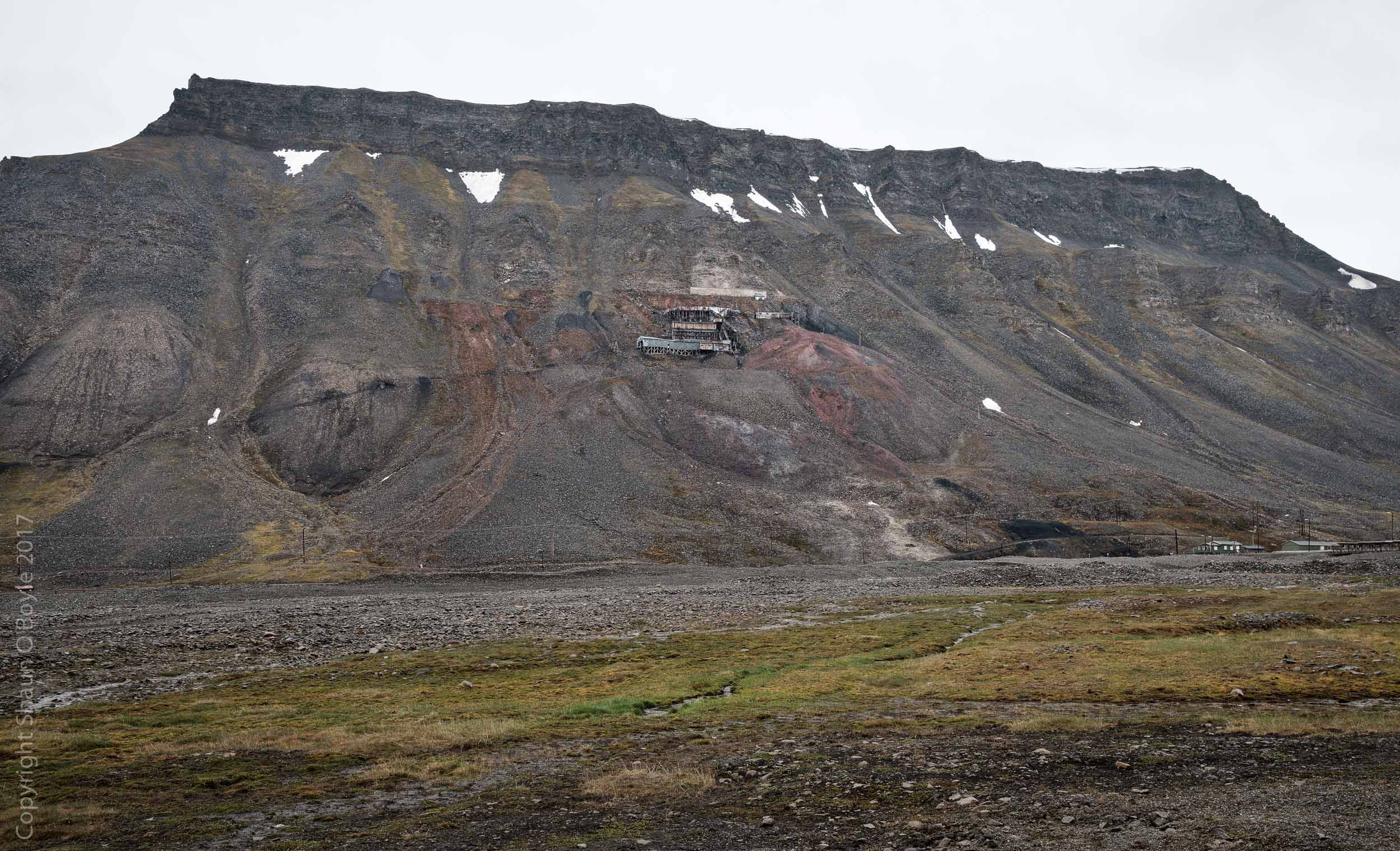 Mine 2B above Nybyen