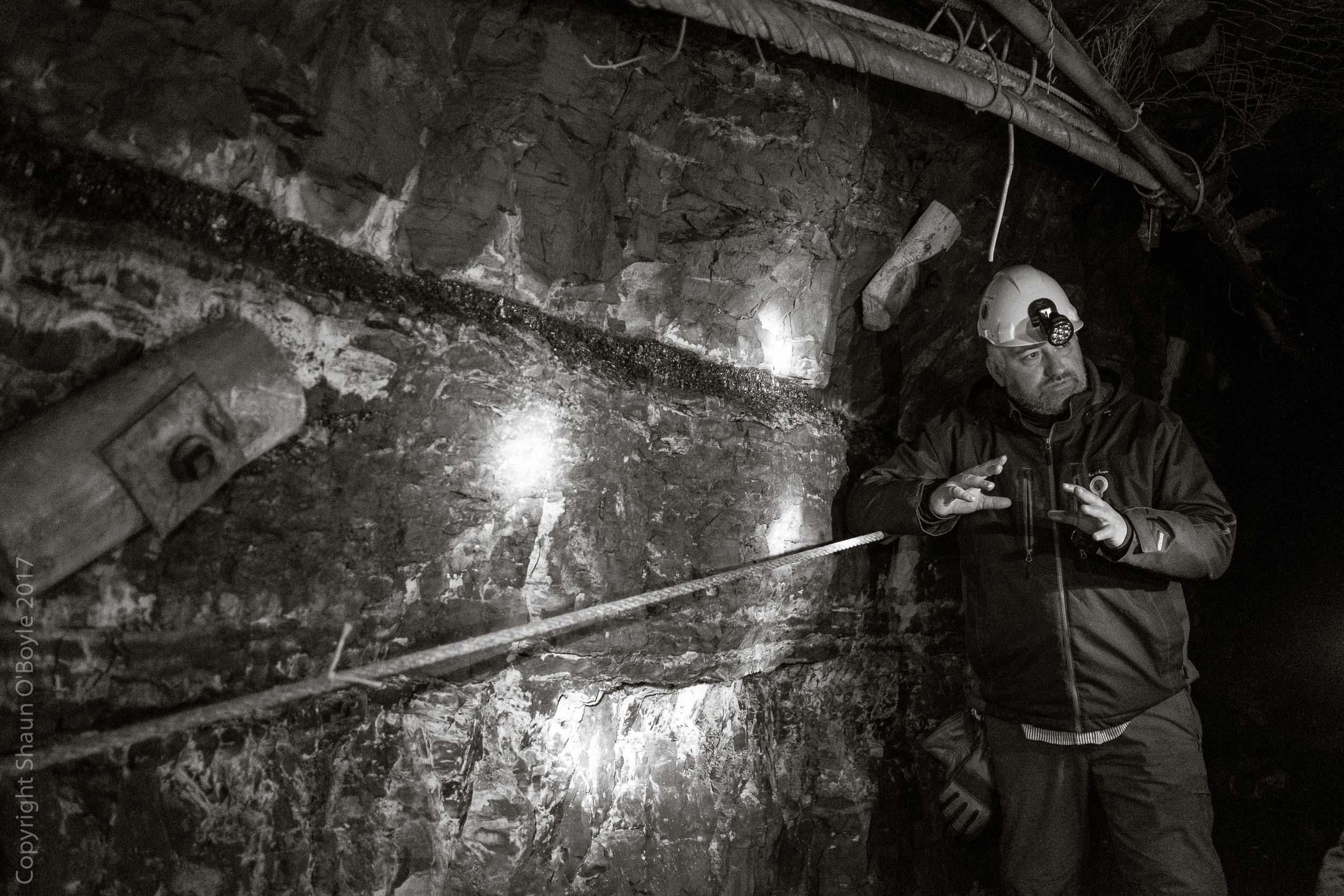 Mine #3 and thin coal seam