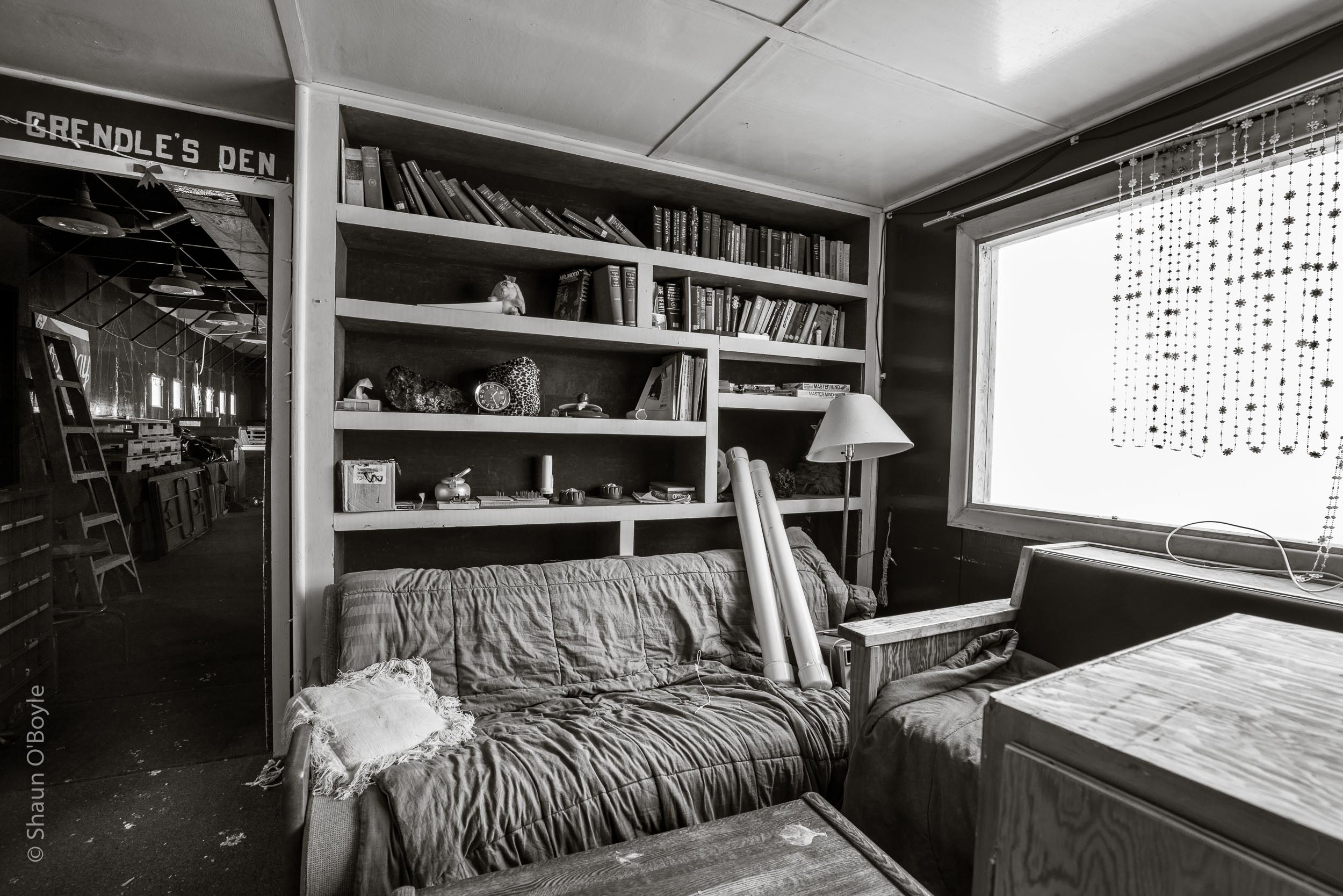 CosRay lounge