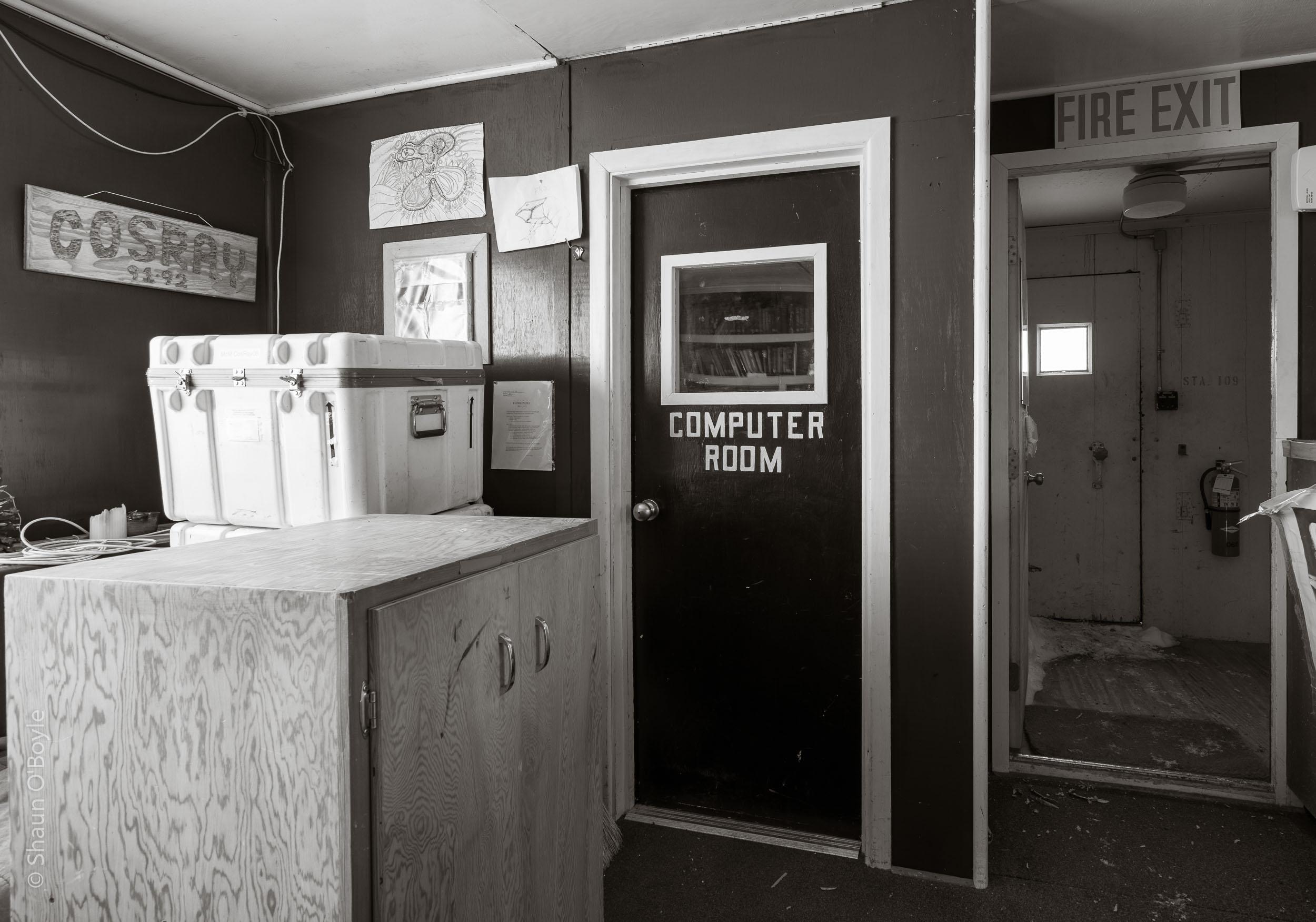 CosRay, McMurdo Station