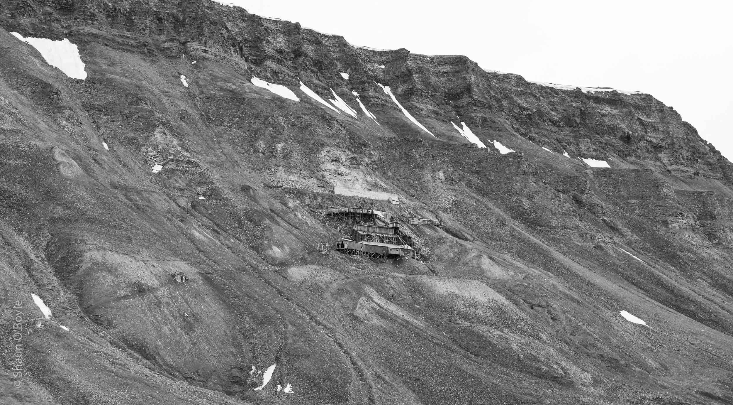 Mine 2B above Nybyen, active 1937-1968