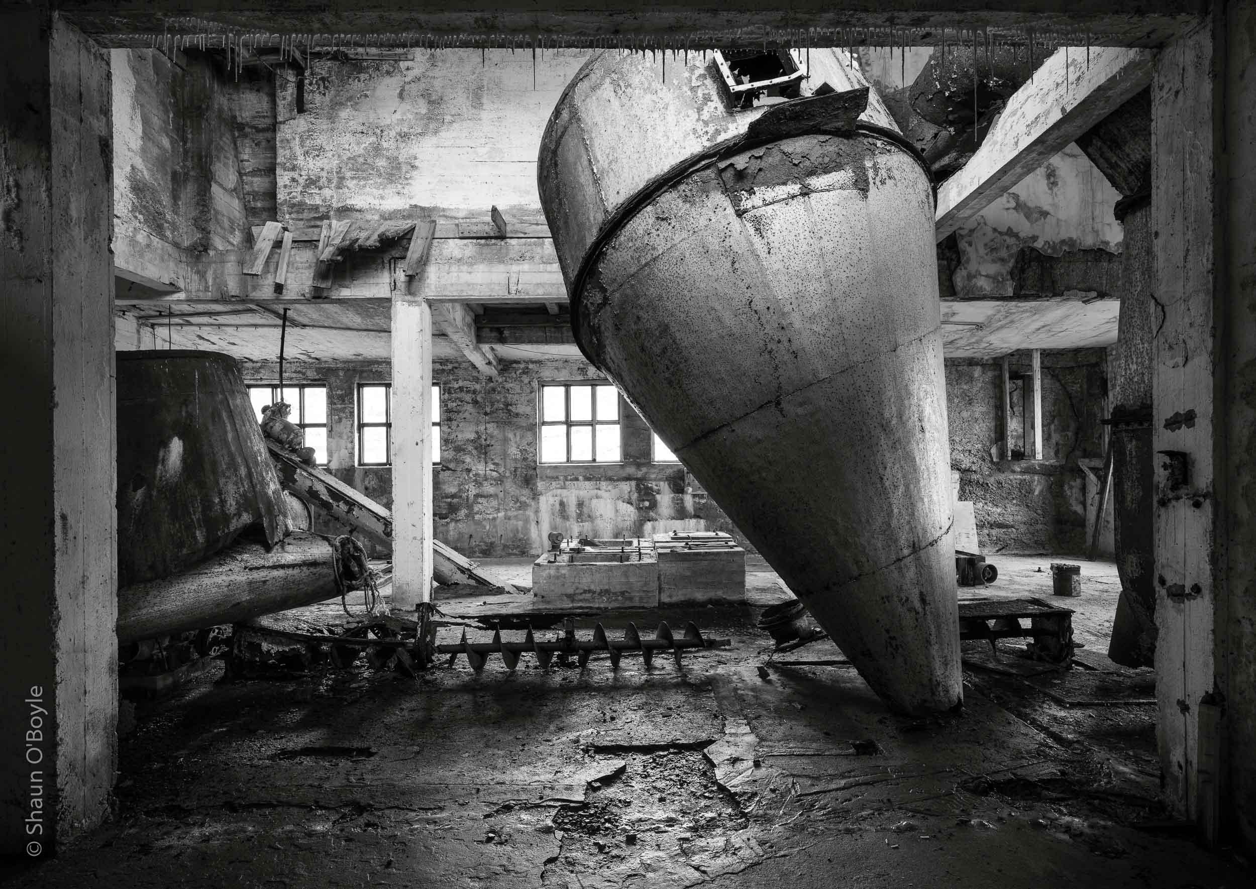 Herring Factory, Djupavik, West Fjords